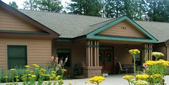 <p>Olivia White Hospice Home&#8230;Established 2002</p>